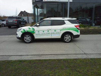 Ssangyong XLV CITY STYLE 1.6 2WD